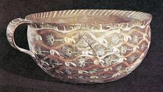 Greek Art & Architecture: Middle Minoan Pottery - Kamares ware