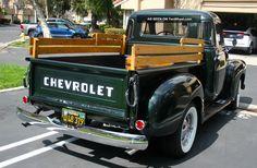 1954 gmc pu interior   1954 Chevy Truck 3100 3 Speed 5 Window White Walls Thriftmaster Chevy ...