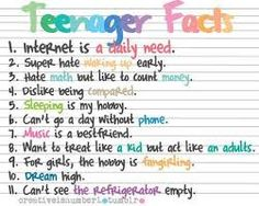 teenage quotes - Google Search