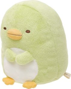 "San-x Sumikko Gurashi Plush 6"" Penguin"