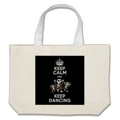 #Stock market Keep Calm Large Tote Bag - #keepcalm