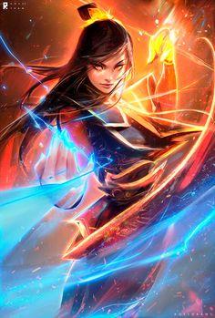 Azula - Avatar: The Last Airbender - Image - Zerochan Anime Image Board Avatar Aang, Avatar The Last Airbender Art, Art Disney, Disney Kunst, Character Inspiration, Character Art, Character Design, Character Concept, Anime Kunst