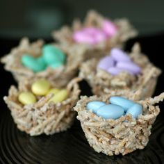 Make these Easter treats with Jordan Almonds.