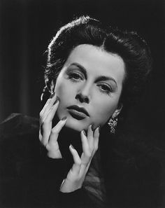 Hedy Lamarr, From 'Crossroads' 1942   Flickr - Photo Sharing!
