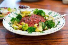 Olive Garden - Linguine a la marinara