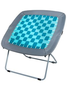 Add seating room to your dorm with this chair. It folds when you're not using it! (Room Essentials Waffle Chair, $29.99, Target.com)
