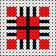 Bead pattern design (17x17) - Villi.Ingi