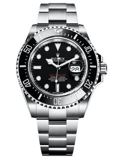 Rolex is introducing the latest generation of its Oyster Perpetual Sea-Dweller, a legend among professional divers' watches created 50 years ago in 1967. The new Sea-Dweller features a larger, 43 mm case and the new calibre 3235, at the forefront of watchmaking technology and employed for the first time in a Rolex Professional category watch. To enhance the reading of the date, it is equipped, also for the first time, with a Cyclops lens on the crystal at 3 o'clock. The dial bears the name…
