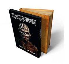 The Book Of Souls The Book Of Souls ~ Iron Maiden Release Date: 4 Sept. 2015 Audio CD £14.99