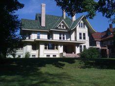 Staley Mansion   Decatur, Illinois