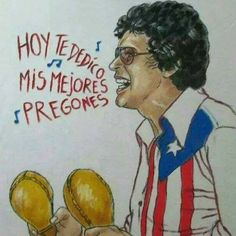 Hector Lavoe Music Lyrics, Art Music, Music Artists, Salsa Musica, Dancing Sketch, Puerto Rican Music, Nostalgia, Afro Cuban, Salsa Dancing