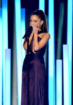 Ariana Grande - Just A Little Bit Of Your Heart, 2015 Grammys
