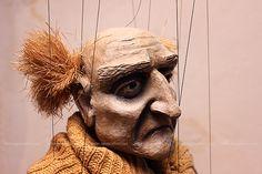 Jorge Cerqueira - Artesão de Marionetas