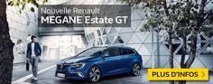 Slider pour le site internet de Renault-Fontblanche à Vitrolles.