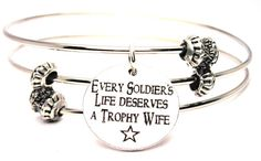 Every Soldier's Life Deserves a Trophy Wife by MyTinyTemptations, $19.99