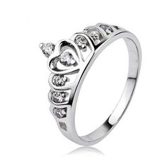 Fashion Tail Ring Sterling Silver