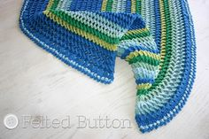Hey, I found this really awesome Etsy listing at https://www.etsy.com/listing/189824307/crochet-pattern-irish-sea-blanket-baby