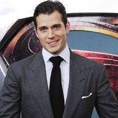 "Henry Cavill ""Man of Steel"". Please oh please for the love of God Do NOT play Christian Grey!!!! You have waaaaay too much class for than THAT!"