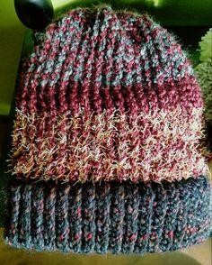Slouchy beanie handmade by LizieWizie Crafty Creations.  #Facebook