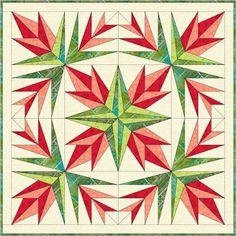 Resultado de imagen de free paper pieced cactus patterns