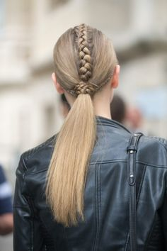 Tight braid hairstyles are ruining your hair, save this for tips on fixing that damage.