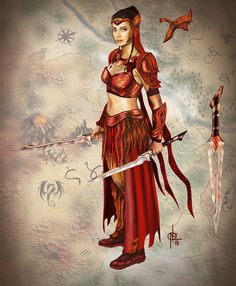 Pirena concept art by Noel Layon Flores. The first-born daughter of Hara Mine-a with Hagorn. Encantadia Costume, Fire Costume, Warrior Costume, Best Friend Drawings, Magic Symbols, Heroes Of The Storm, Fantasy Women, Fantasy Art, Sword And Sorcery