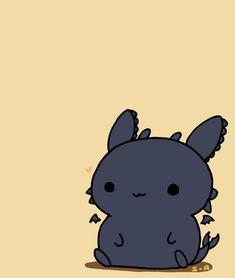 Kawaii toothless - Imgur