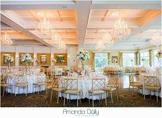 Clarks Landing Yacht Club Weddings