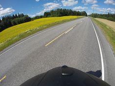 En route to Nordkapp