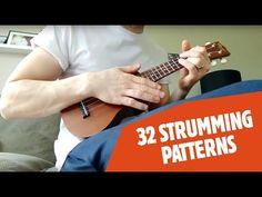 32 Ukulele Strumming Patterns   Ukulele Go