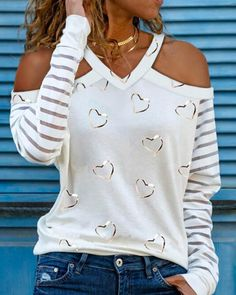 Floryday Dresses, Dresses With Sleeves, Urban Chic, Loungewear Set, Blouse Dress, Outerwear Women, Cool Shirts, Lounge Wear, Long Sleeve Tops