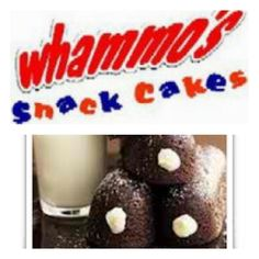 Whammos Snack cake was touted as the 'first extended-life, snack cake. Chocolate Sponge Cake, Chocolate Filling, Food Inc, In Loving Memory, Pinoy, How To Memorize Things, Ice Cream, Coney Island, Extinct