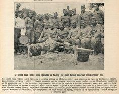 Са бојнога поља: Српска војска прославља на Мерћезу код Криве Паланке закључење српско-бугарског мира