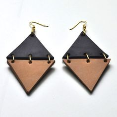 magnitude earrings by Canoe