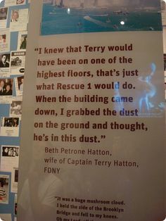 It just gives you chills reading this! SoOo touching!