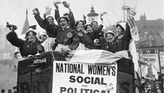 Suffragists supported women's right to vote. The push to ensure that right really started in 1897 when Millicent Fawcett founded the National Union of Women's Suffrage. Holloway Prison, Prison Outfit, Right To Vote, Historical Women, Big Government, Flappers, Great Women, Women In History, Girl Power