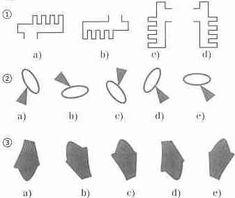Ein IQ-Test mit Zahlenfolgen, Grafik-Analogien, Logik, Faltvorlagen, Textaufgaben, Schätzaufgaben, Sprachvermögen, etc. Math Equations, Language