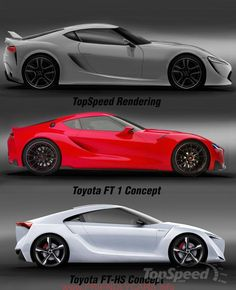 awesome toyota supra 2015 ft1 car images hd Toyota Supra Concept