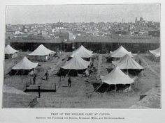 British camp, Candia September 1898