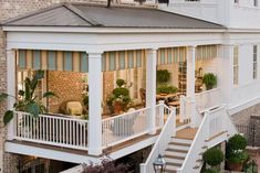 Love roof, columns and screening added to my patio. from Porches, Decks, & Patios Back Patio, Backyard Patio, Backyard Ideas, Landscaping Ideas, Pergola Patio, Patio Ideas, Pergola Swing, Garden Ideas, Outdoor Rooms