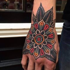 Luke Jinks - London Traditional Tattoo Artist