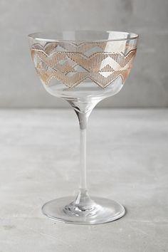 Enchante Wine Glass - anthropologie.com