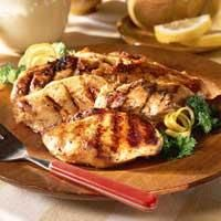 Four ingredients and a few minutes gives you fabulous chicken! #TrueLoveYourFood | TrueLemon.com