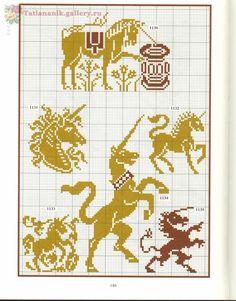 Gallery.ru / Photo # 124 - motives for embroidery - Tatiananik