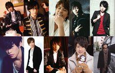 #Seiyuu, #Suzumura Kenichi, #Suwabe Junichi, #Taniyama Kishou, #Miyano Mamoru…