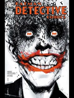 Detective Comics - The Black Mirror