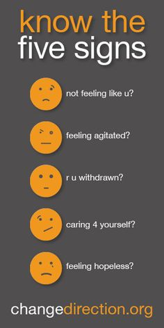 Do You Know the Signs of Mental Illness?