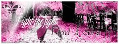 Fighting For A Cure Breast Cancer Awareness