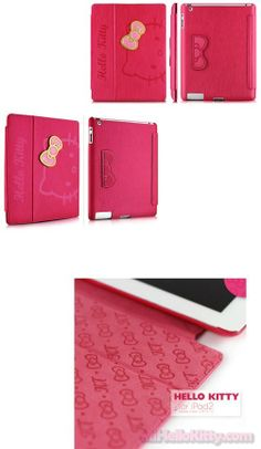Funda Ipad 2 Hello Kitty