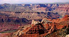 el Gran Canyon del Colorado.